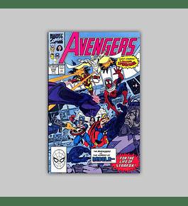 Avengers 316 1990