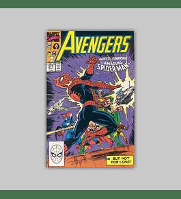 Avengers 317 1990
