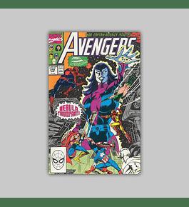 Avengers 318 1990