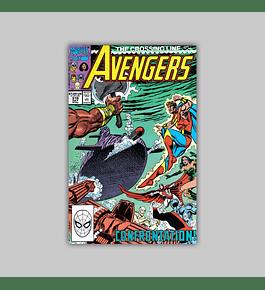 Avengers 319 1990