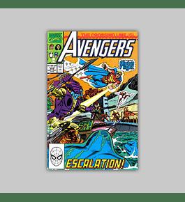 Avengers 322 1990