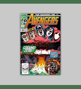 Avengers 323 1990