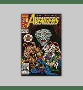 Avengers 352 1992