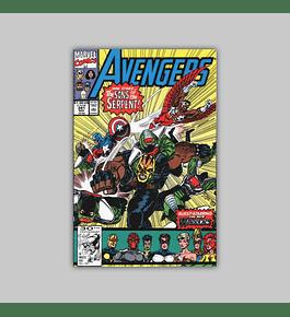 Avengers 341 1991