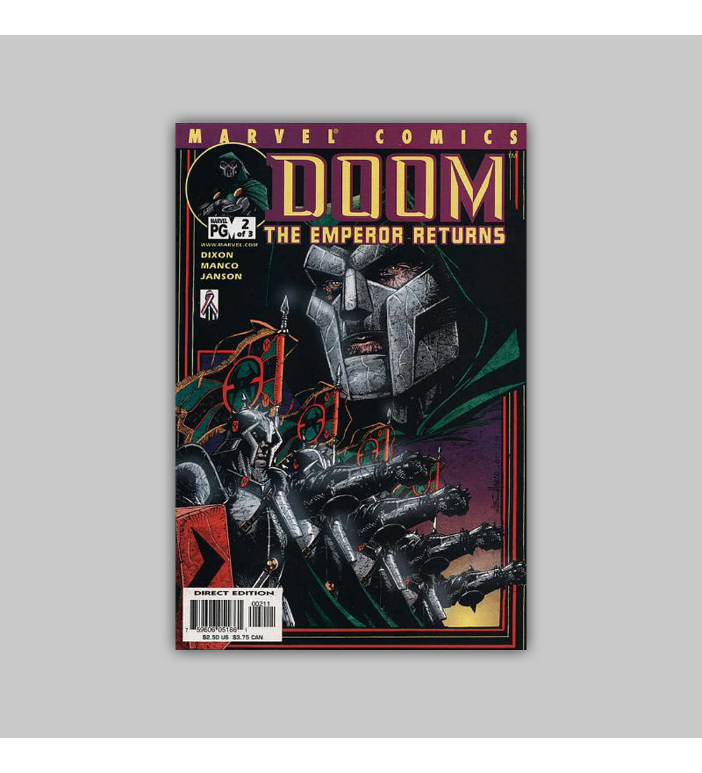Doom: The Emperor Returns 2 2001