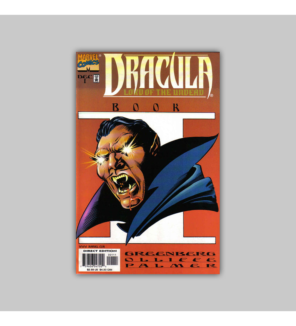 Dracula: Lord of the Undead 1 1998
