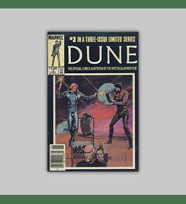 Dune 3 VF/NM (9.0) 1985