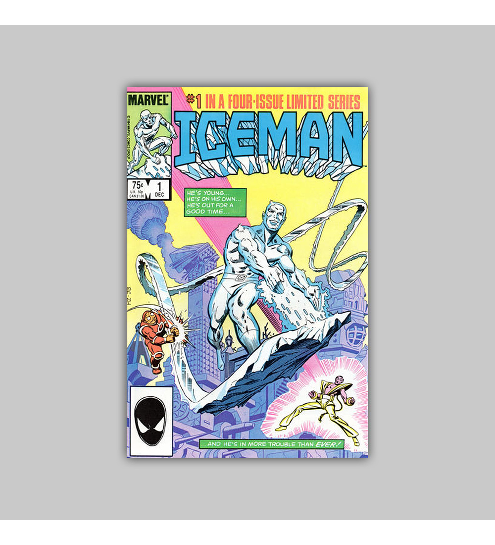 Iceman (complete limited series) 1984