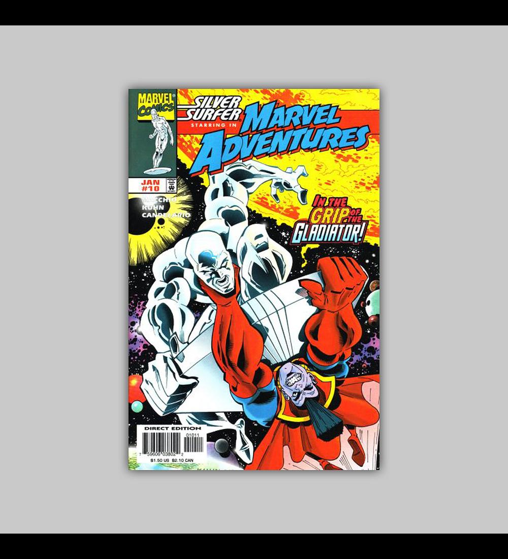 Marvel Adventures 10 1998