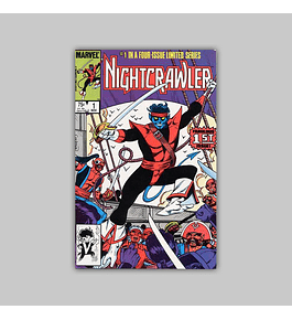 Nightcrawler (complete limited series) 1986