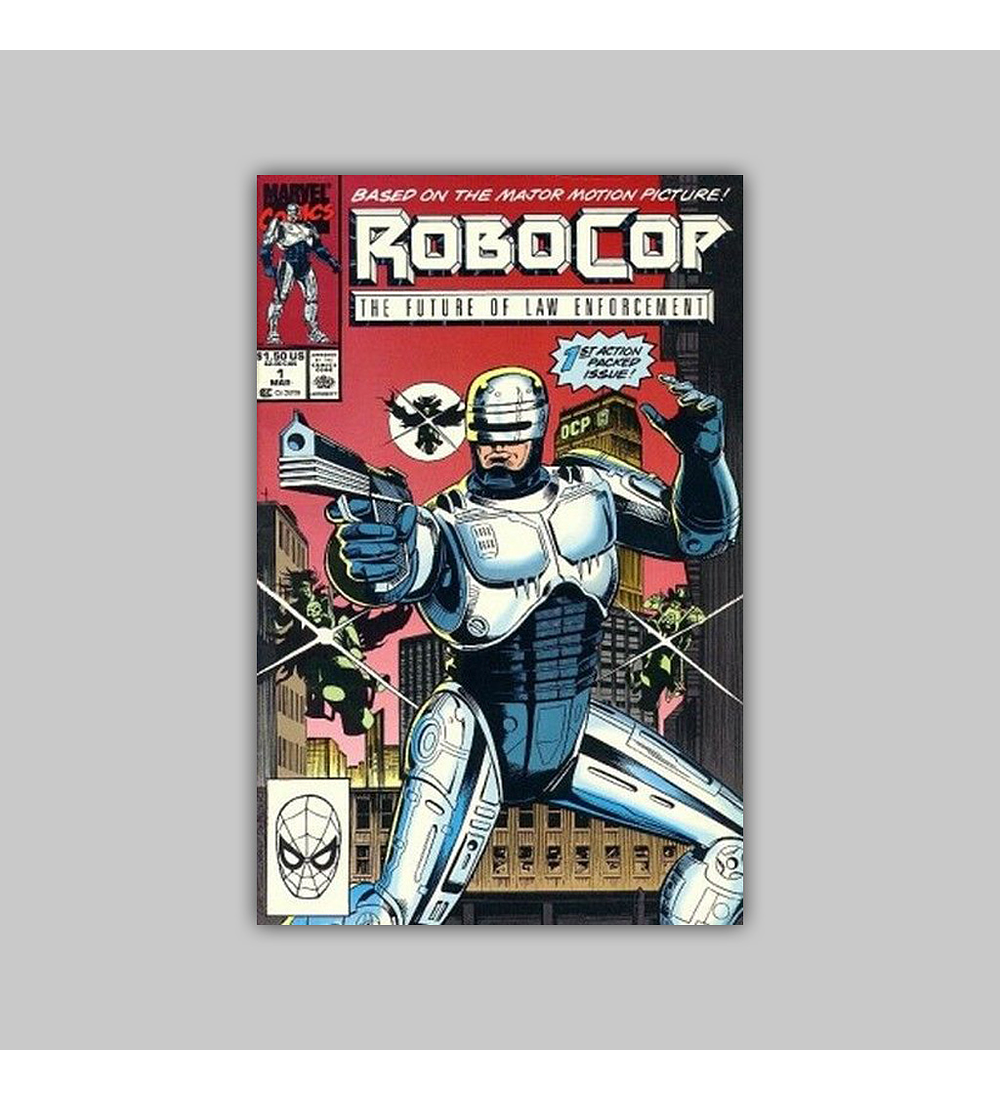 Robocop 1 VF (8.0) 1990