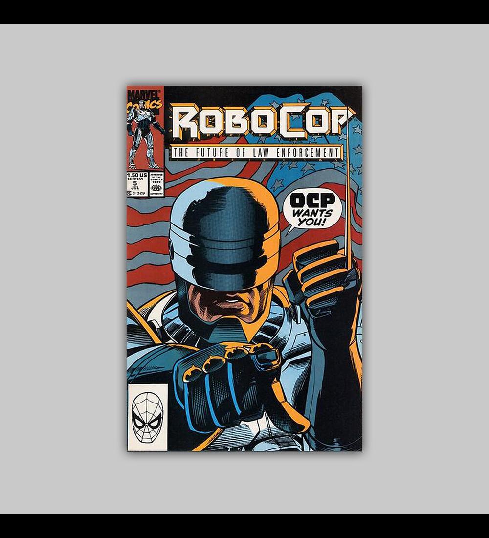 Robocop 5 1990