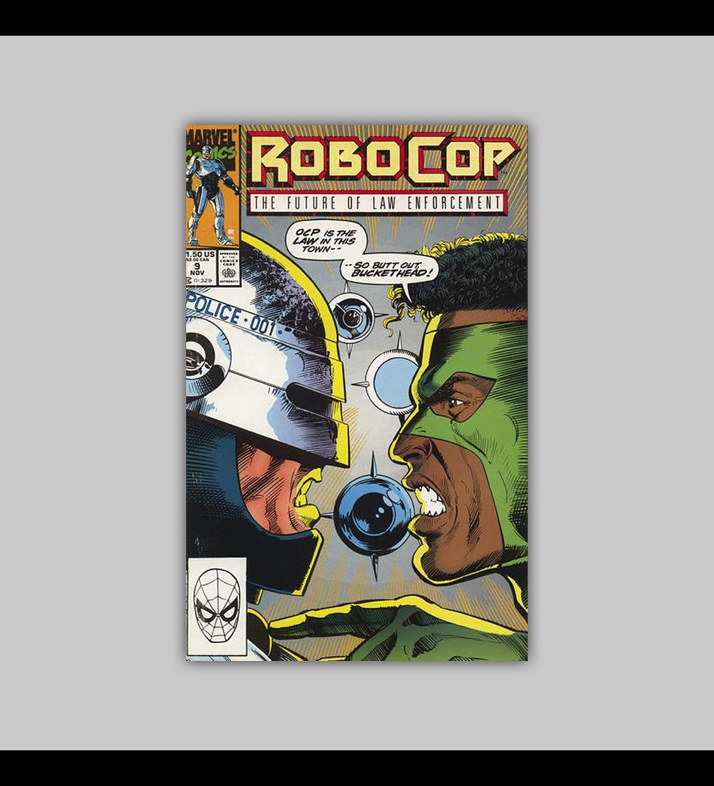 Robocop 9 1990