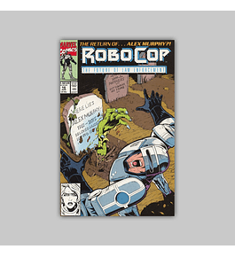 Robocop 16 1991