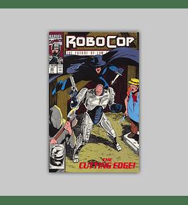 Robocop 20 1991