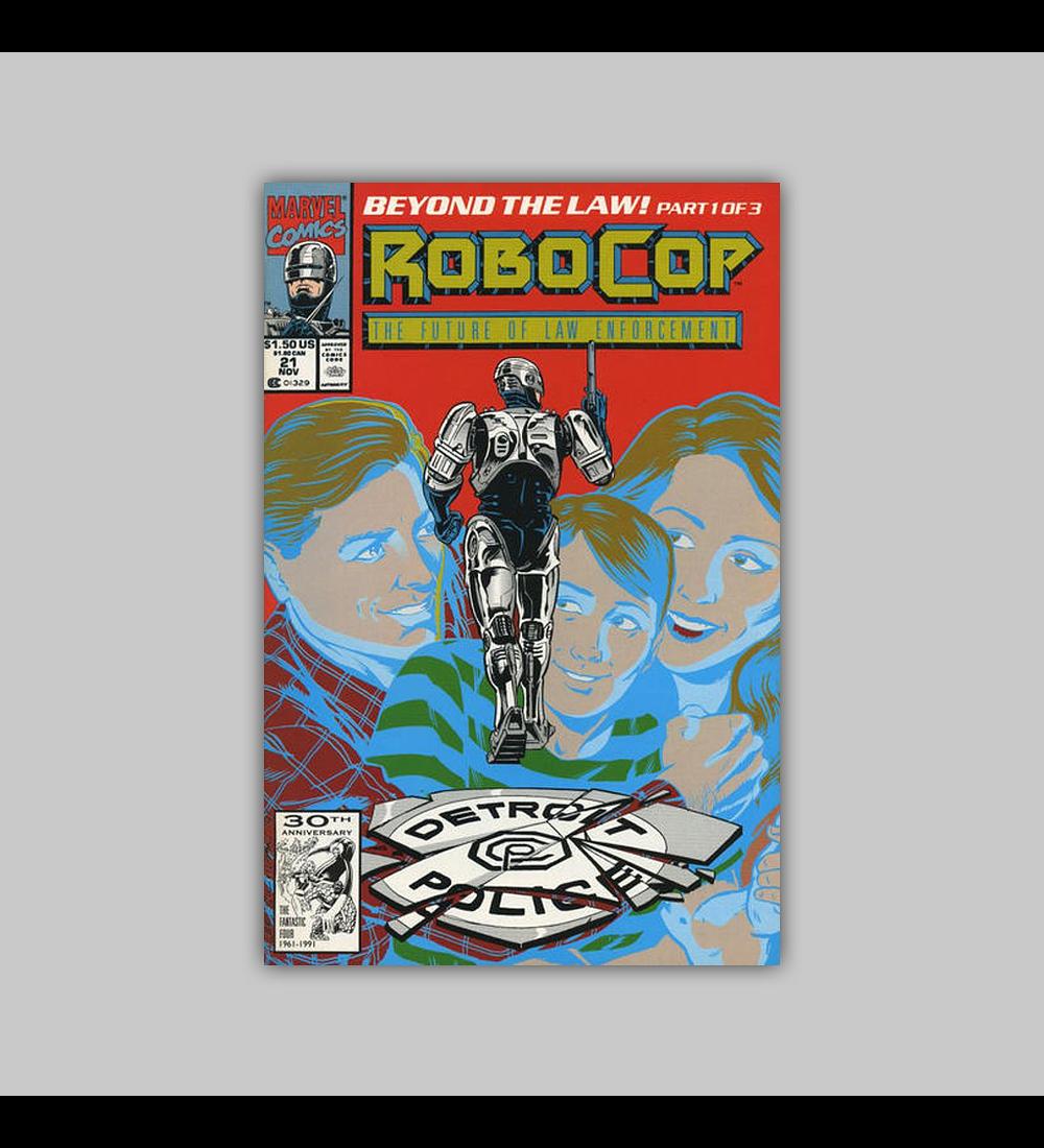 Robocop 21 1991