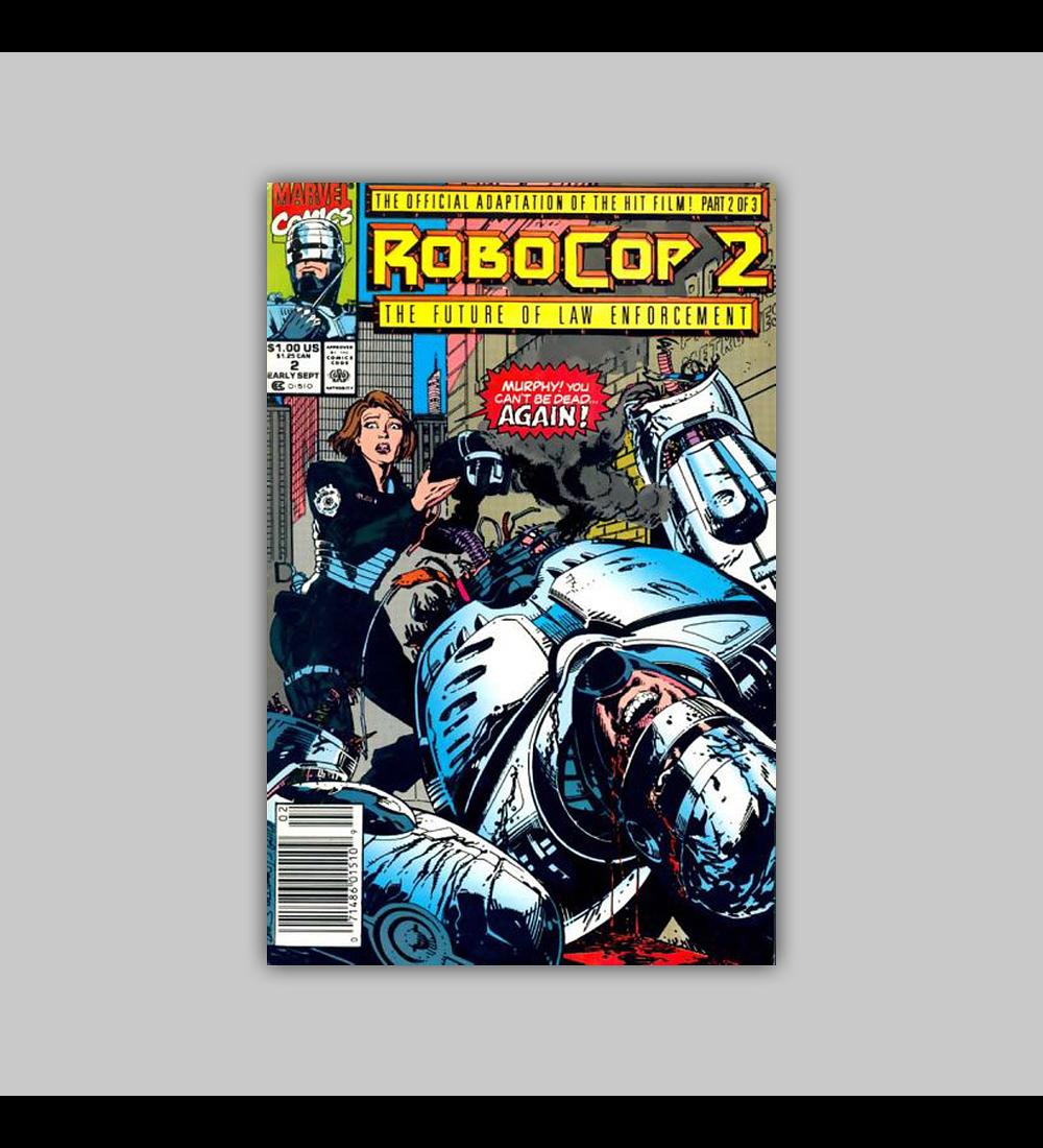 Robocop 2 2 1990