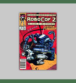 Robocop 2 3 1990