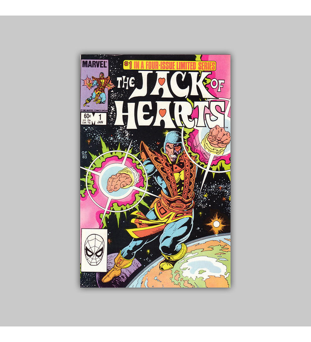 The Jack of Hearts 1 1984