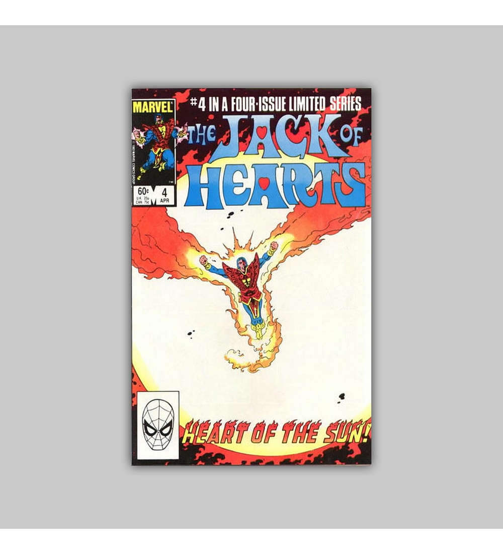 The Jack of Hearts 4 1984