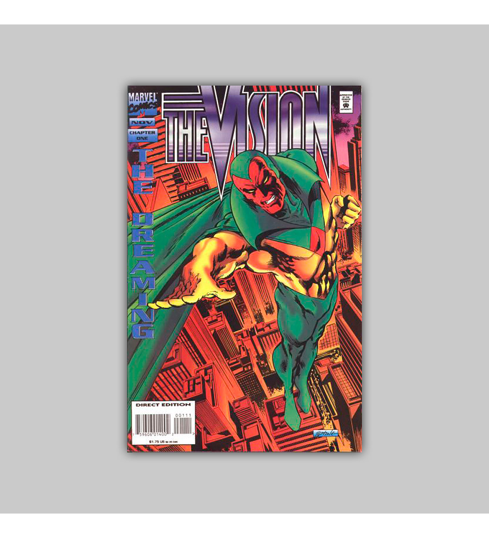 The Vision 1 1994