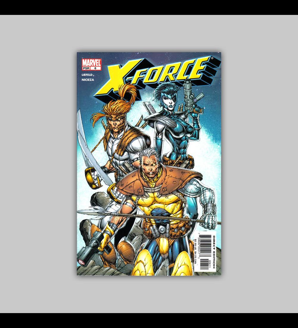 X-Force (Vol. 2) 6 2005