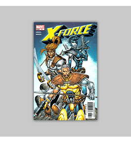 X-Force (Vol. 2) 6 2005