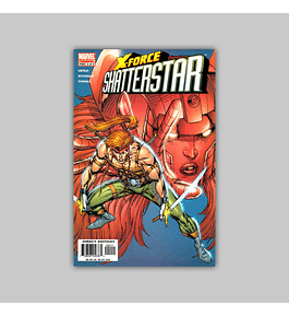 X-Force: Shatterstar 2 2005