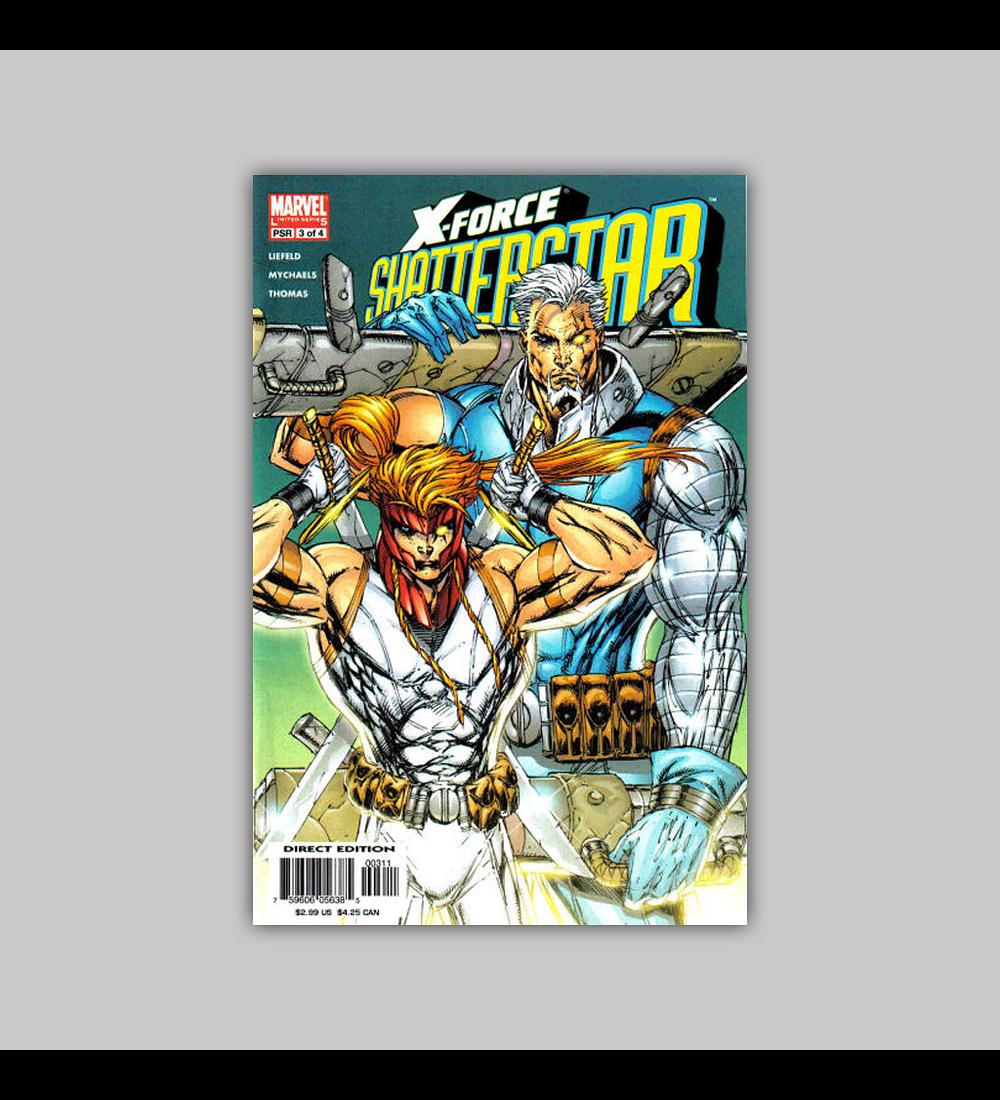 X-Force: Shatterstar 3 2005