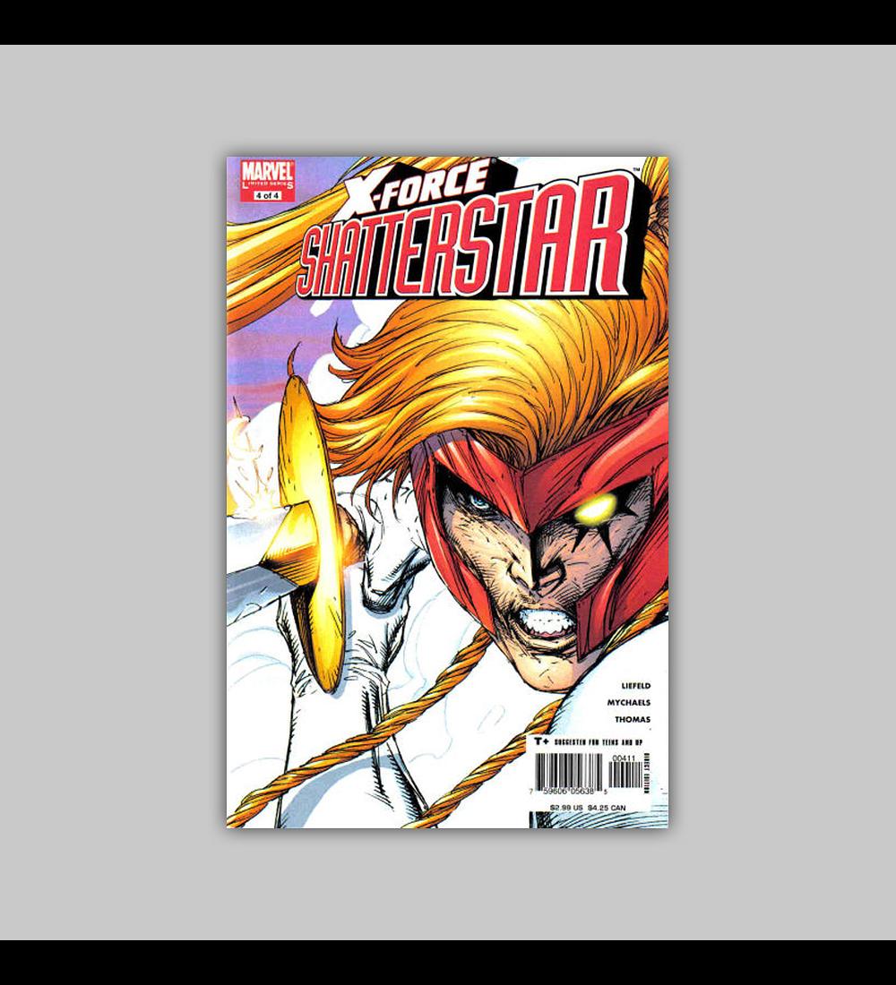 X-Force: Shatterstar 4 2005