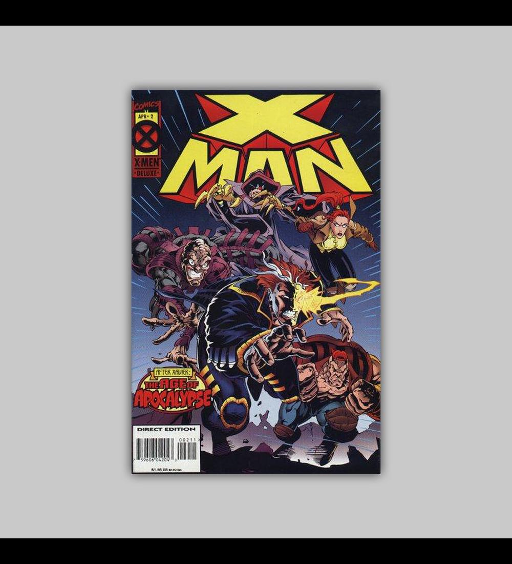 X-Man 2 1995