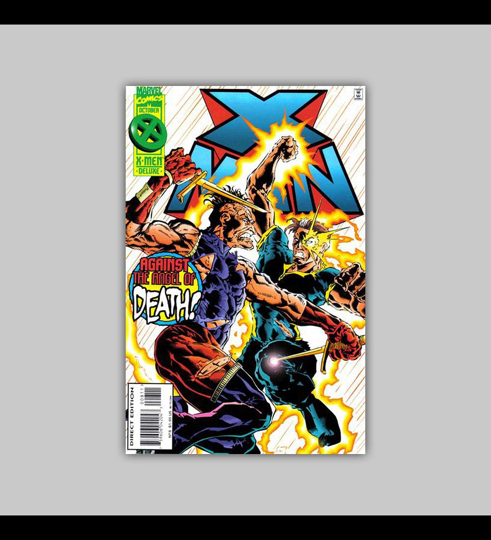 X-Man 8 1995