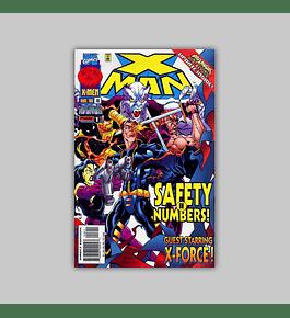 X-Man 18 1996