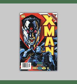 X-Man 19 1996