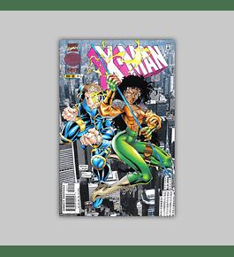 X-Man 21 1996