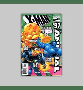 X-Man '97 Annual 1997
