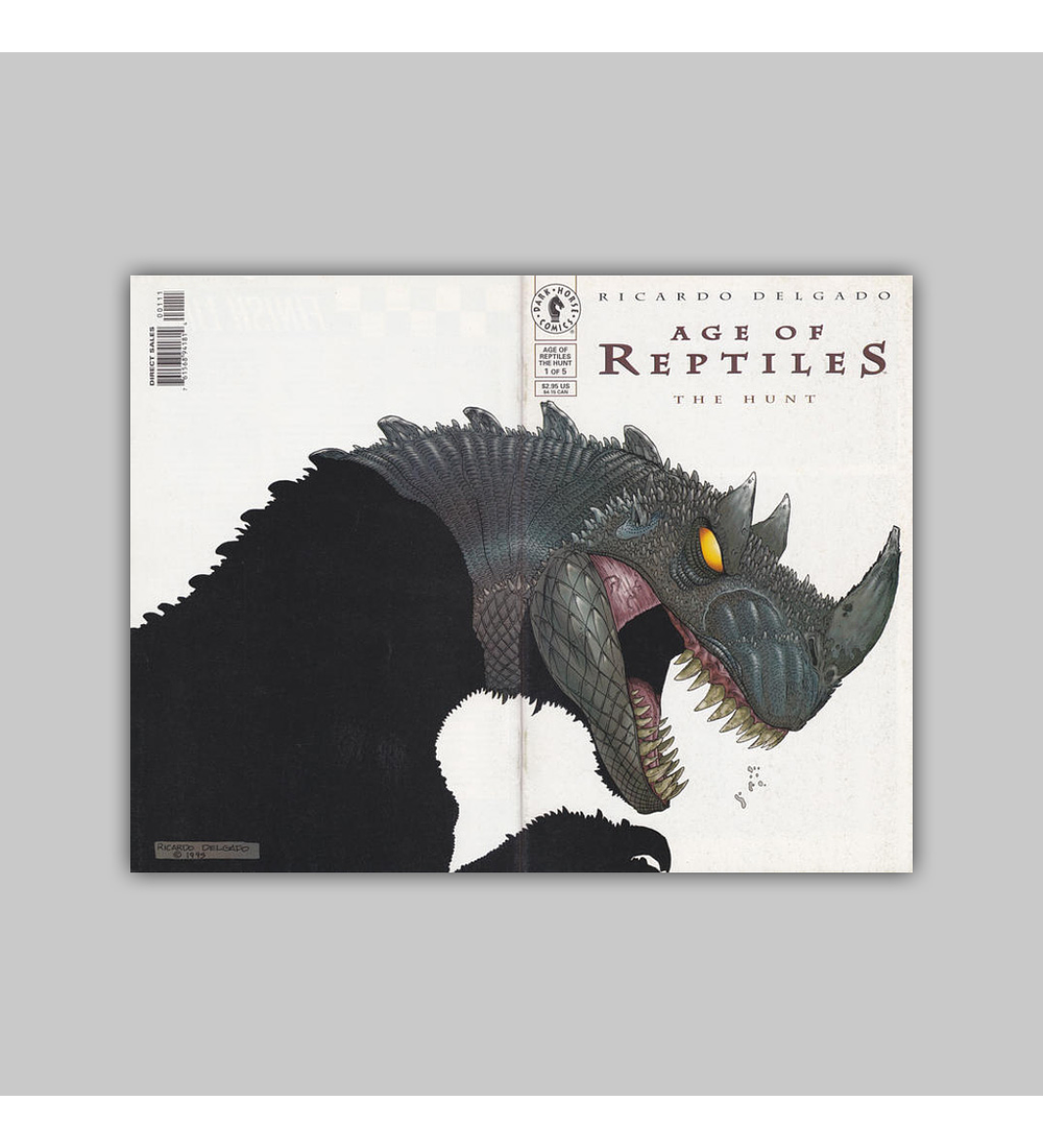 Age of Reptiles: The Hunt 1 1996