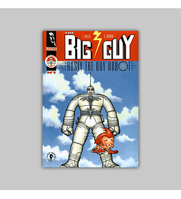 Big Guy and Rusty the Boy Robot 1 1995