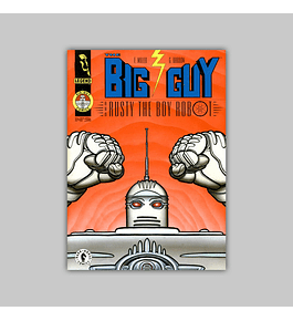 Big Guy and Rusty the Boy Robot 2 1995