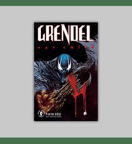Grendel: War Child 1 1992