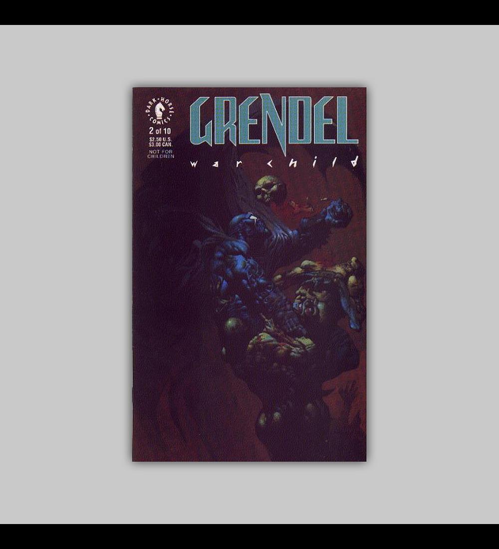 Grendel: War Child 2 1992