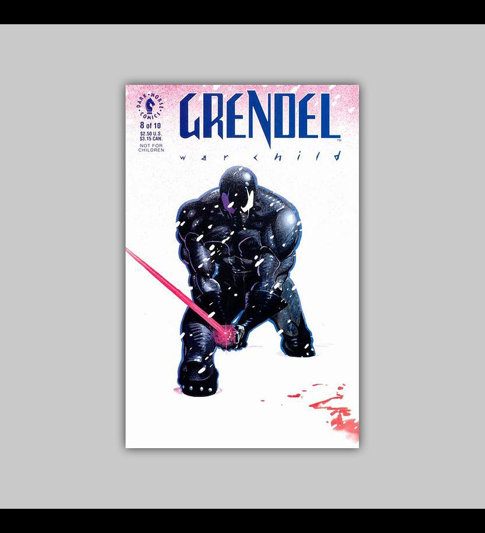 Grendel: War Child 8 1993