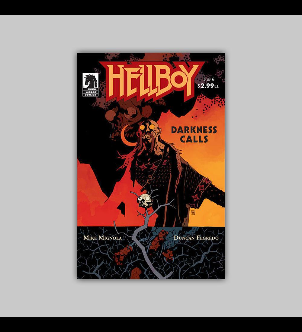 Hellboy: Darkness Calls 5 2007