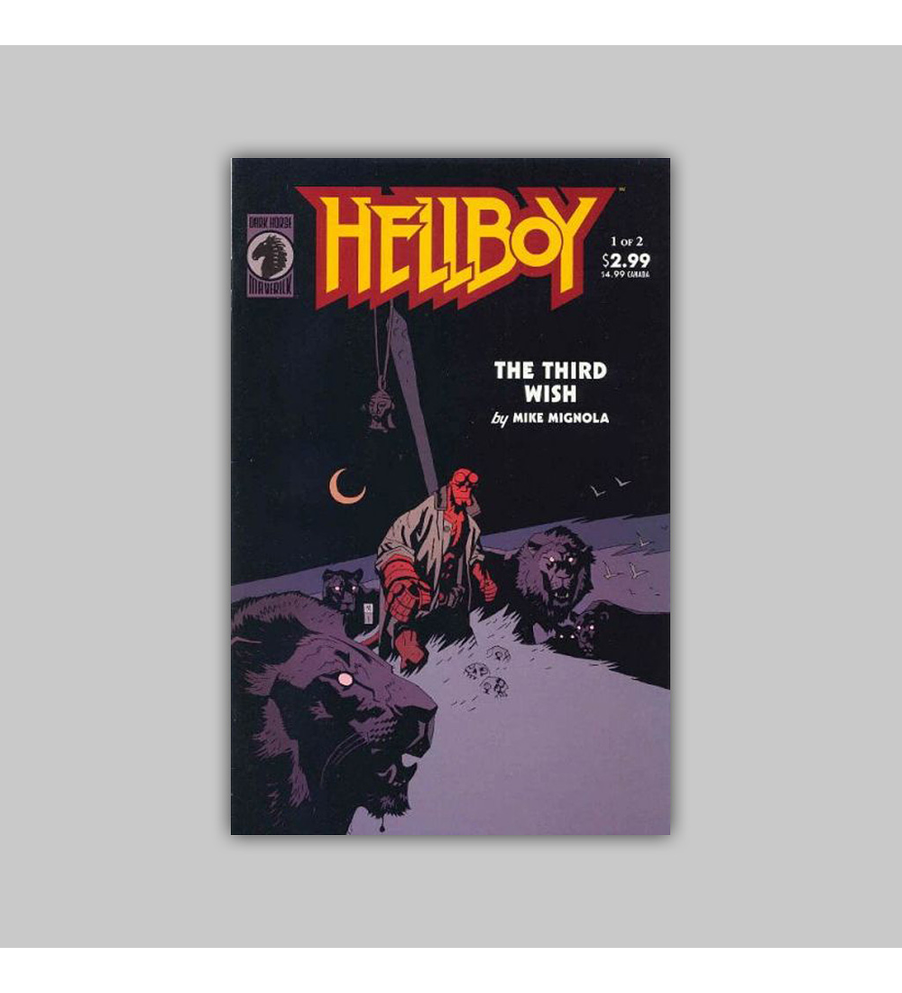 Hellboy: The Third Wish 1 2002