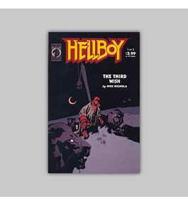 Hellboy: The Third Wish 1 2002