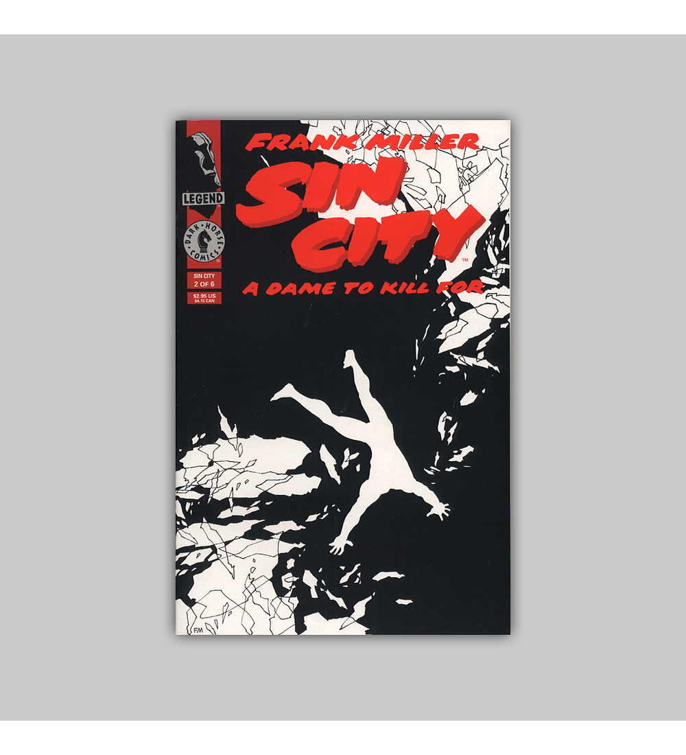 Sin City: A Dame to Kill For 2 1994