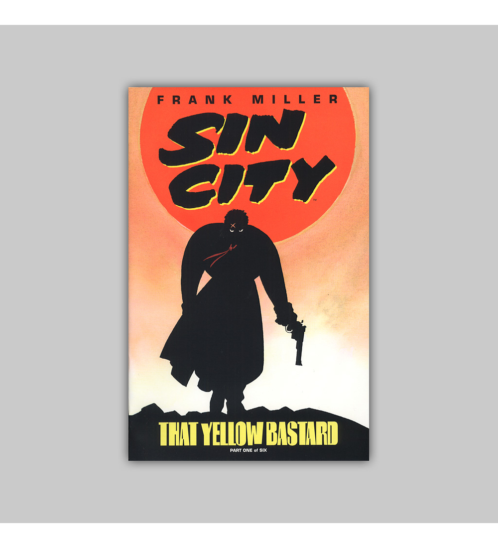 Sin City: That Yellow Bastard 1 1996