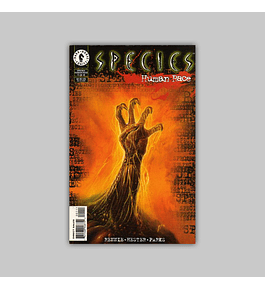 Species: Human Race 1 VF (8.0) 1996