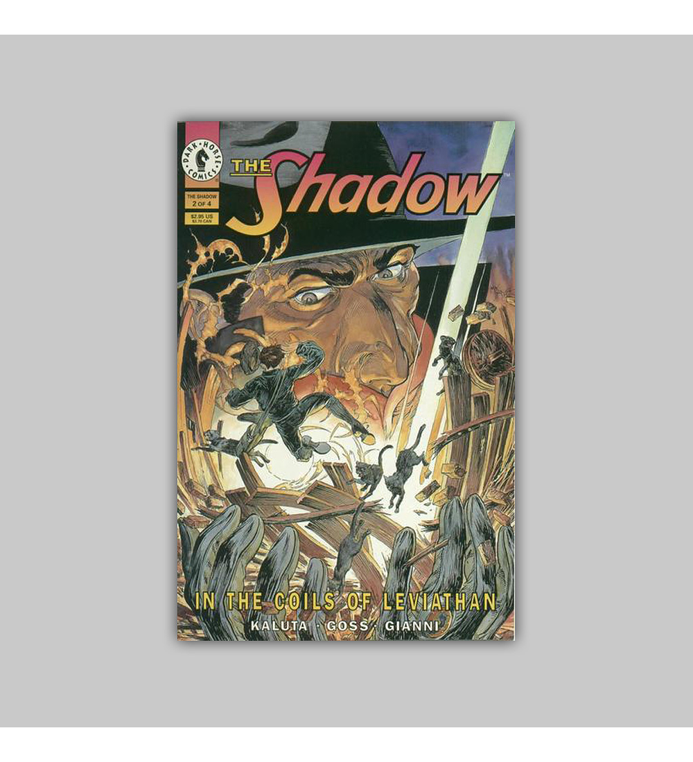 The Shadow: In the Coils of Leviathan 2 1993