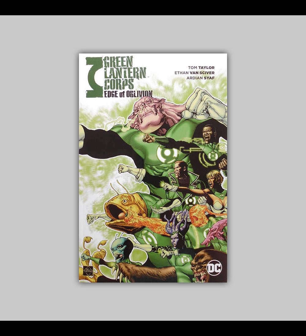 Green Lantern Corps: Edge of Oblivion Vol. 01 2016